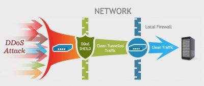 حملات DDoS طراحی سایت طراحی پورتال