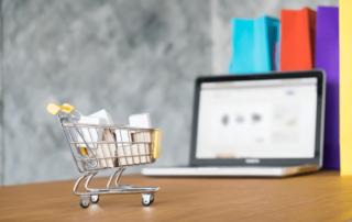 رابط کاربری فروشگاه آنلاین