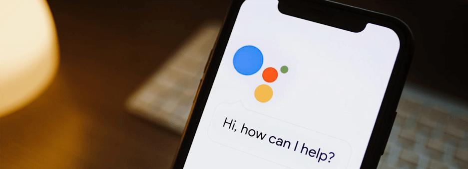 دستیار صوتی گوگل Google Assistant