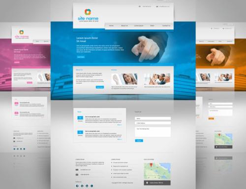 7 راه طراحی سایت با فتوشاپ در سریع ترین زمان